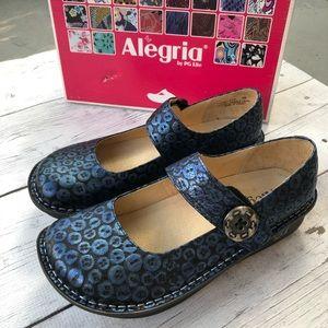New Alegria Paloma Clogs size 38